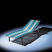 commercial outdoor garden sun lounger SUD Hugonet Contract