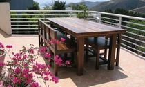 commercial outdoor table SERRANO Costantini Design