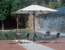 commercial patio umbrella  MÓNACO Alutec