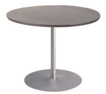 commercial pedestal side table ARENA 800 PIIROINEN