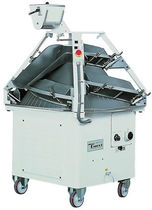 commercial pizza dough rounder TRACK CONICAL ROUNDER Apex Bakery Equipment