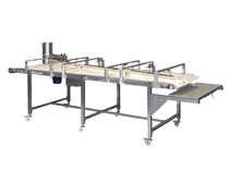 commercial pizza dough rounder HT 3000 F. MENDOZA