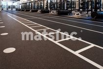 commercial recycled rubber flooring DECATHLON DESIGN Mats