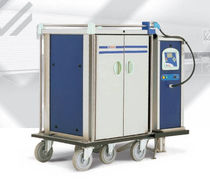 commercial refrigerated utility trolley ERG�ÉLEC 4000 SPLIT ELECTRO CALORIQUE
