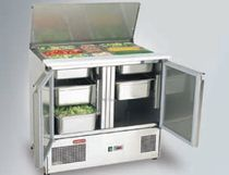 commercial salad unit SA90  Angelo Po Grandi Cucine