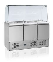 commercial salad unit SA1365GC  Tefcold