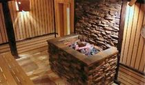 commercial sauna BANYA Hydro Concept