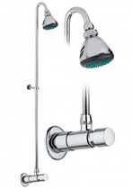 commercial self-closing shower column 9004AS RUBINETTERIE MCM