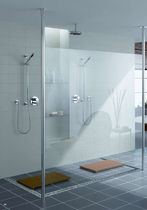 commercial shower cabin  TECEDRAINLINE IN ACCIAIO TECE Italia