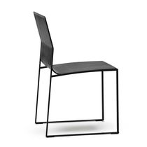 commercial sled base chair KILA W by Jouko Järvisalo mobel