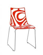 commercial sled base chair WAVE richard diffusion