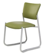 commercial sled base chair CLINCH ABCO Office Furniture