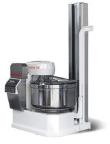 commercial spiral mixer with removable bowl ATLANTIS pietroberto