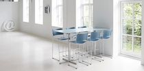 commercial stacking bar chair 40/4 by David Rowland HOWE