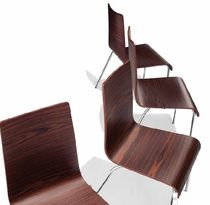 commercial stacking chair EASY PARRI DESIGN