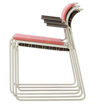 commercial stacking chair SLING by Timothy deFiebre ABCO Office Furniture