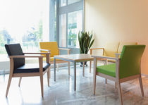 commercial stacking chair  XARA by Cornelius Solbach  DIETIKER
