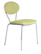 commercial stacking chair  OLIVER-S-BF-STK Beaufurn (BFP)