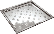 commercial stainless steel shower tray SP70-SP80 Simex