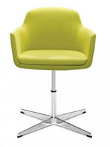 commercial swivel armchair FUOCO Markant