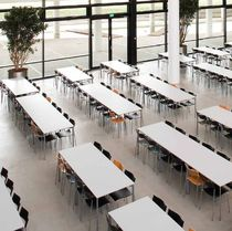 commercial table CAMPUS by Peter &amp; Johannes Lammhults M&ouml;bel AB