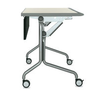commercial table with casters HARRY UP! by Giancarlo Piretti KI Healthcare