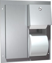commercial toilet paper dispenser 0032  American Specialties