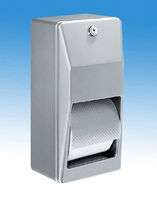 commercial toilet paper dispenser CHRX672 B&K Ltd.