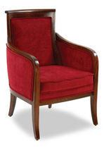 commercial traditional armchair DANLEY  The Chair Factory