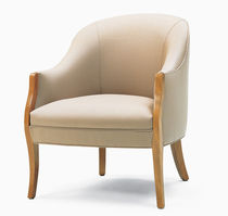 commercial traditional armchair EMILE by Timothy deFiebre Geiger