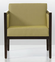 commercial traditional armchair WICKER BACK  Geiger