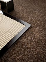 commercial tufted and loop pile synthetic carpet (Green Label Plus-certified, low VOC emissions) NOW AND ZEN : REALIZATION Lees