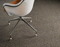 commercial tufted and loop pile synthetic carpet (Green Label Plus-certified, low VOC emissions) MODERN ORDER : SEVENTH AVENUE Lees
