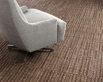 commercial tufted and loop pile synthetic carpet (Green Label Plus-certified, low VOC emissions) TRADEWINDS : CORE ESSENCE MODULAR NXT PLATINUM Lees
