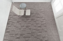 commercial tufted and loop pile synthetic carpet tile (Green Label Plus-certified, low VOC emissions) UPSHOT - MODULAR Milliken Contract