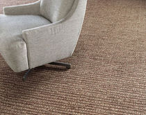 commercial tufted and loop pile synthetic carpet tile (Green Label Plus-certified, low VOC emissions) TRADEWINDS : DEFINED PASSAGE MODULAR Lees