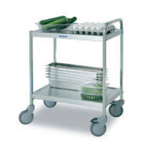 commercial utility trolley SET-70/2  Hackman