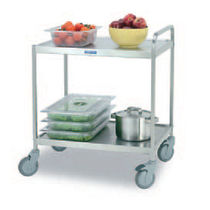 commercial utility trolley SET-75/2  Hackman