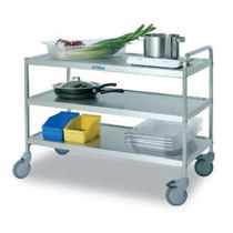 commercial utility trolley SET-105/3  Hackman