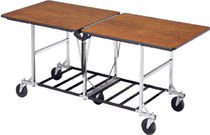 commercial utility trolley  SICO
