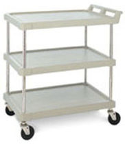commercial utility trolley BC METRO SHELVING TRUE