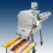 commercial vegetable cutter TVN 202 NILMA S.P.A.