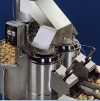 commercial vegetable peeler PIONEER SYSTEM BIDIREZIONALE NILMA S.P.A.