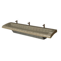 commercial wall-hung washbasin LVGD3 Bradley