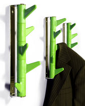 commercial wall mounted coat rack OKA by Teppo Asikainen & Valvomo inno