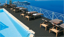 commercial wood composite deck board  PARQUETS MARTY