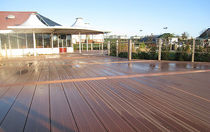 commercial wood composite deck board  Dura Composites