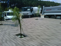 commercial wood composite deck board  CARMO