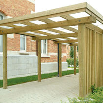 commercial wooden carport  A.1 Collstrop