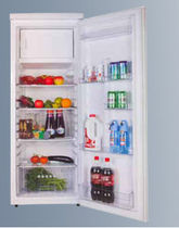 compact energy efficient refrigerator (Energy Star certified) KBZ 230 B KLEO Refrigeration